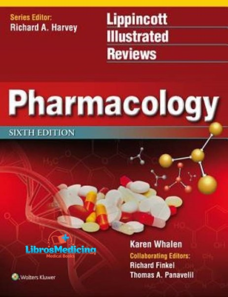 Lippincott Illustrated Reviews Pharmacology – 7th Edition
