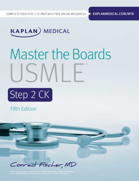 Master the Boards USMLE Step 2 CK - 5th Edition