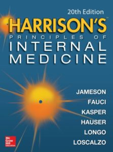 Harrisons Principles of Internal Medicine – 20th Edition