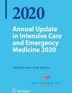 Annual Update in Intensive Care and Emergency Medicine 2020 PDF