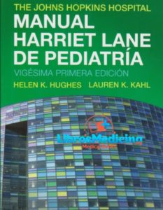 Manual Harriet Lane de Pediatría – 21 Edicion PDF