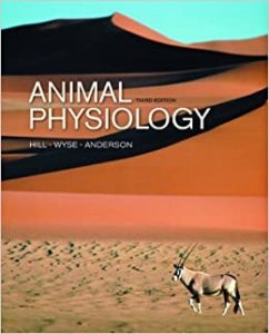 Animal Physiology 3rd Edition